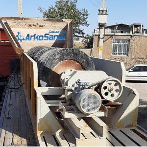 خرید و فروش ماسه شور حلزونی ( مارپیچی ) 7 و 9 متری دست دوم و کارکرده و ماسه شوی پاکتی با قیمت مناسب