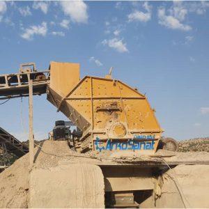 خرید و فروش انواع سنگ شکن کوبیت 100 - 120 - 180 - 240 دست دوم و کارکرده و استوک با قیمت مناسب - آرکو صنعت
