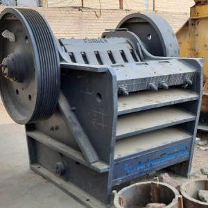 فروش سنگ شکن فکی فک 110 در 63 کارکرده ساخت پارکر انگلیسی کامل | آرکو صنعت