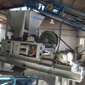 فروش والس 50*90 و آسیاب 16 چکشه دست دوم به همراه 33 متر نوار نقاله عرض 60 جهت فراوری سنگ معدنی | شرکت صنعتی آرکو صنعت