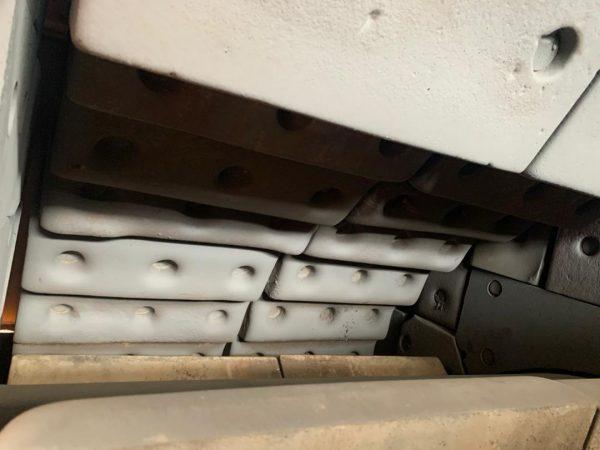 فروش دستگاه کوبیت سنگ شکن 120 دست دوم اورهال شده با دینام 75 کیلوواتی و شاسی با قیمت مناسب | وضعیت چکش ها و سندان ها بالای 95 درصد